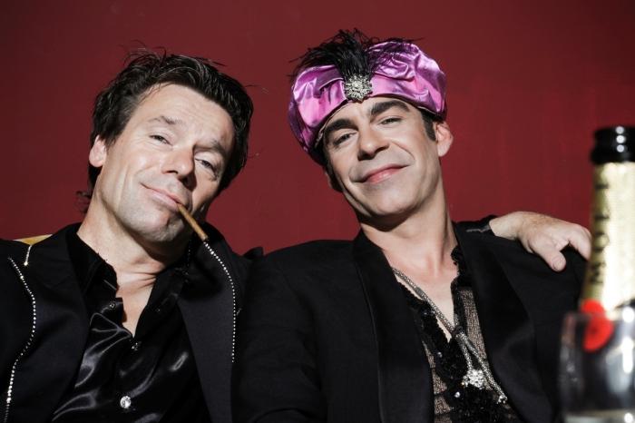 Carlo & Rudi, Foto: Andrea Dingeldein